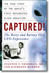 CAPTURED: The Betty and Barney Hill UFO Experience